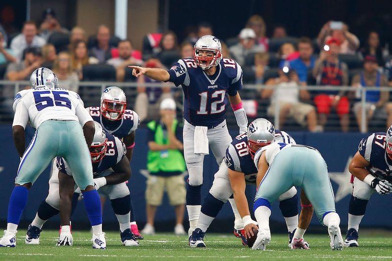 Cowboys y Patriots favoritos para enfrentarse en Super Bowl LII