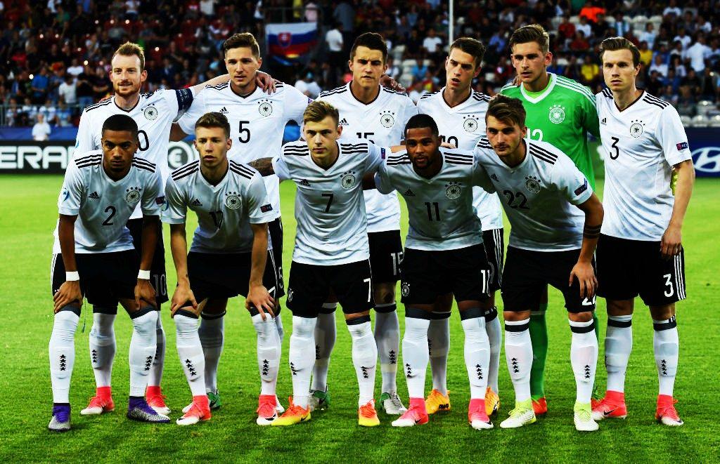 """Alemania """"C"""" campeona de la Euro Sub 21"""