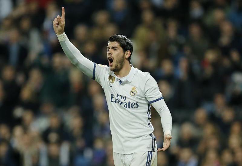 Morata y Milan esperando aprobación del Madrid