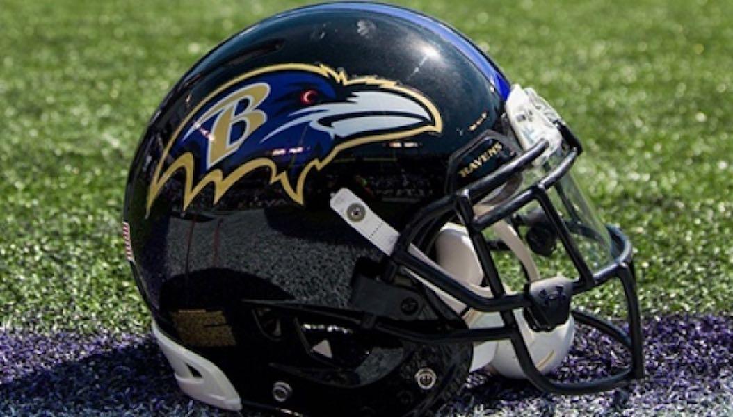 Un 'cuervo' caído en Baltimore