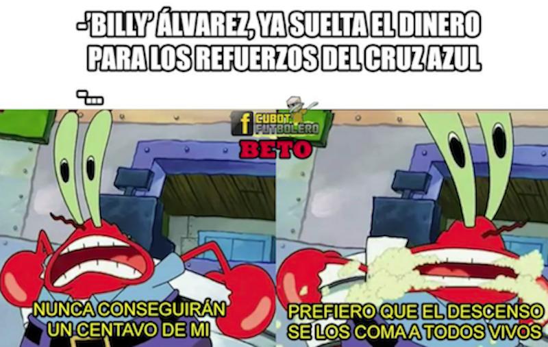 Memes del Draft de la Liga Mx
