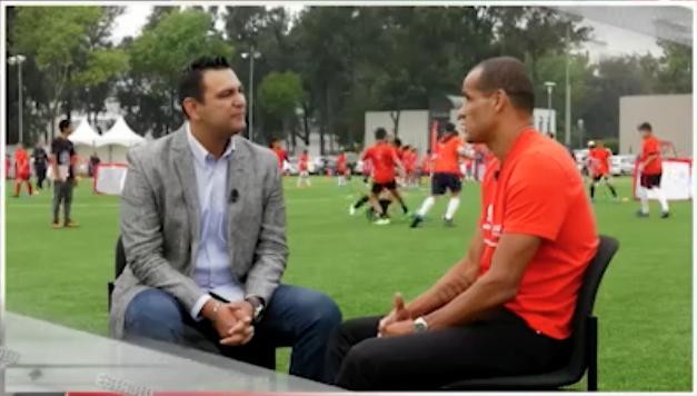 Adelanto de la entrevista con Rivaldo