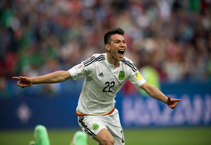 México está en semifinales