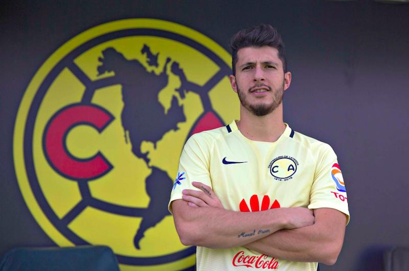 Guido Rodríguez ya se presentó con América