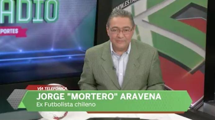 """Entrevista con el """"Mortero"""" Aravena"""
