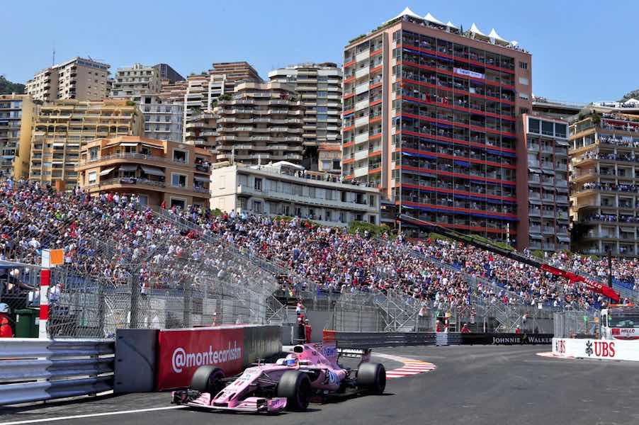 Checo Pérez 'estalla' contra Force India
