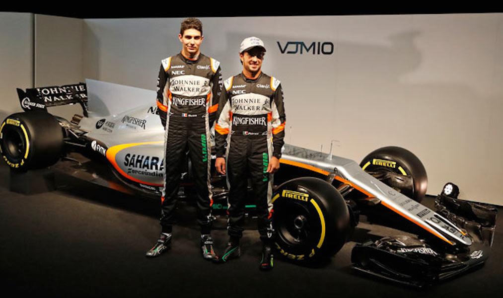 Jefe de Force India teme que relación Pérez-Ocon se rompa