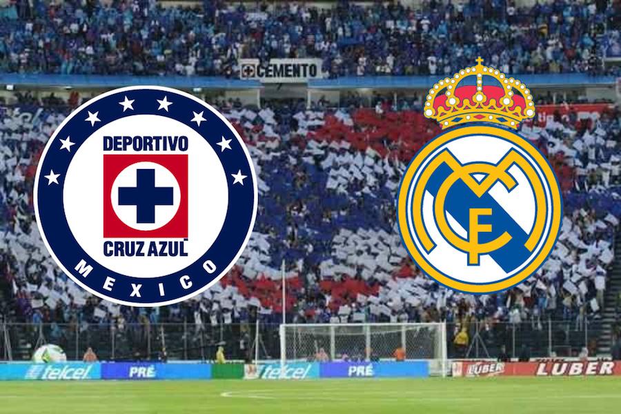 Cruz Azul sumaría a ex Real Madrid