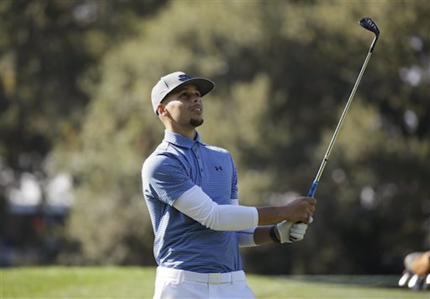 Stephen Curry va por el Ellie Mae Classic