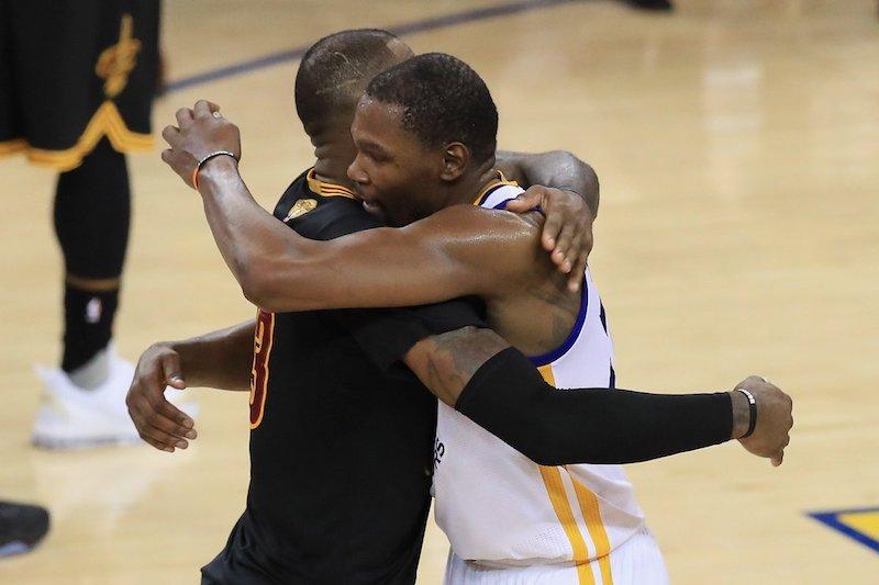 Golden State, nuevo monarca de la NBA