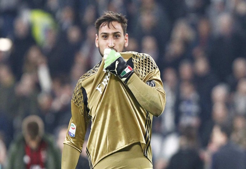 Donnarumma negociará renovación con el AC Milán
