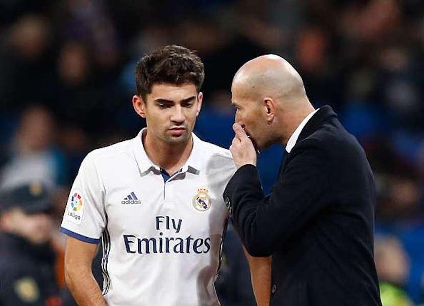 Enzo Zidane refuerza al Alavés
