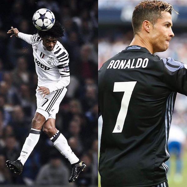 ¿Real Madrid o Juventus?