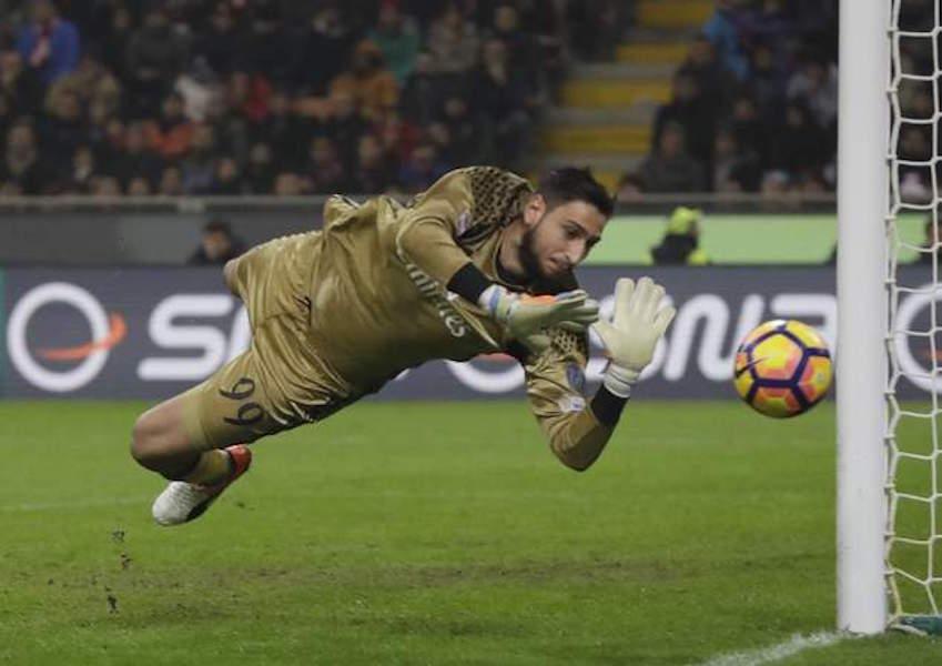 Milán ya tiene al sustituto de Donnarumma