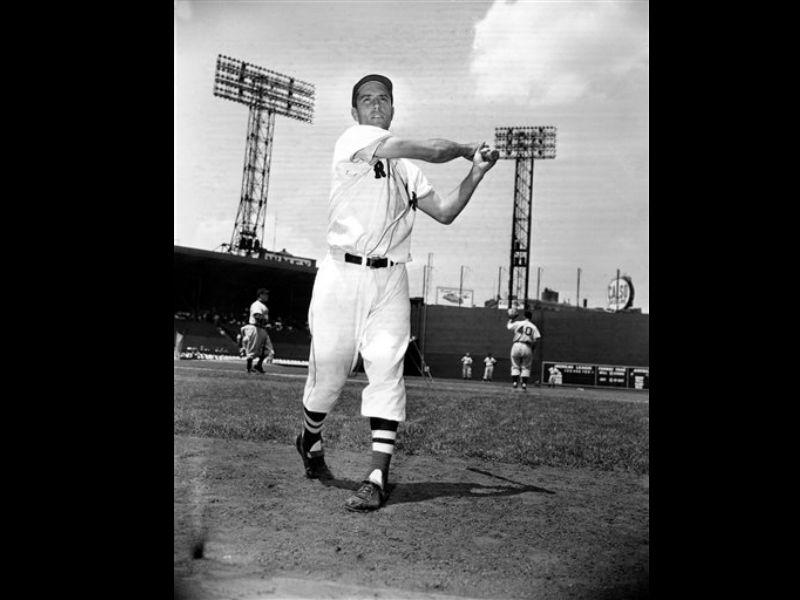 Fallece Jim Piersall, leyenda de Boston