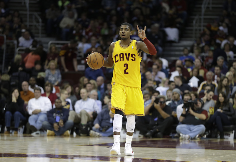 No hay rencores entre Irving y Brown