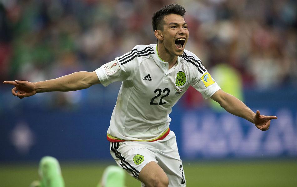 'Chucky' realizó histórico gol ante Rusia
