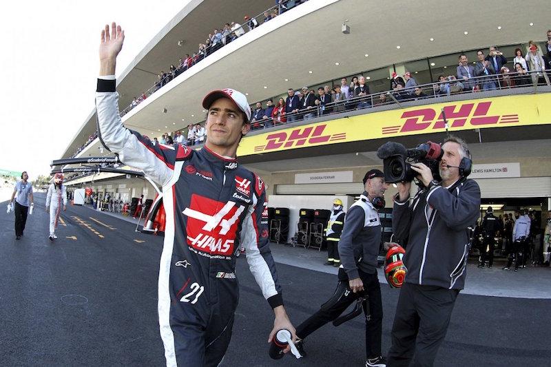 Esteban Gutiérrez honrará a México en IndyCar