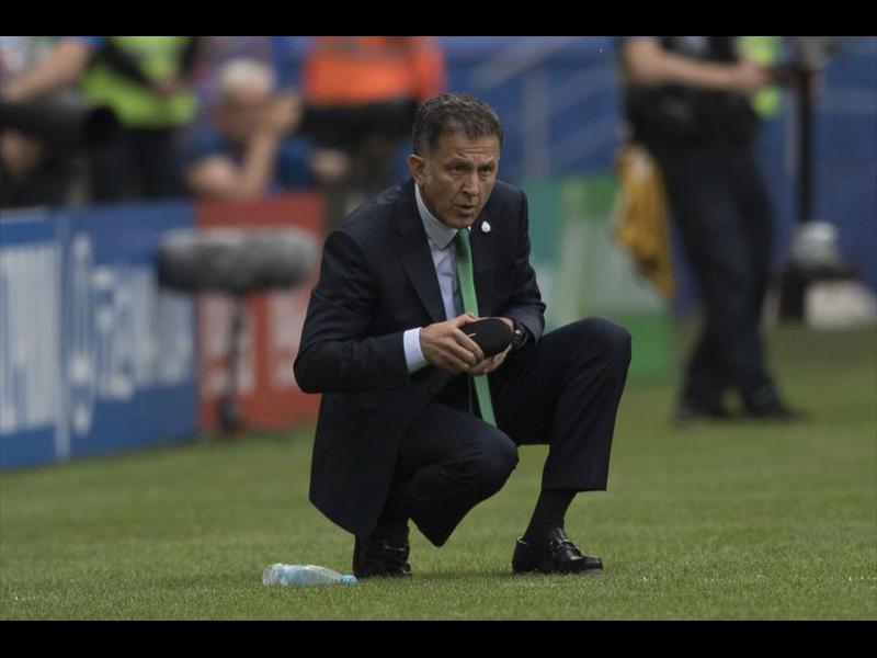 Reacciones de Osorio sobre la victoria contra Rusia