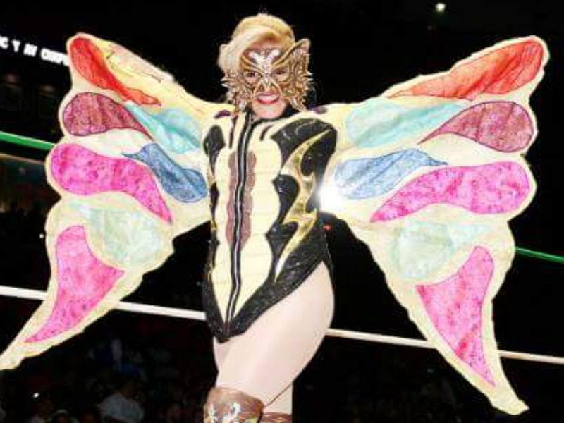 Mexicana va a torneo femenil de WWE
