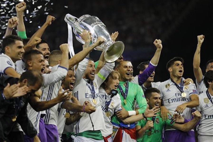 Real Madrid activa 'Operación Salida'