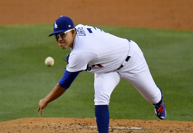 Dodgers pierde a Urias