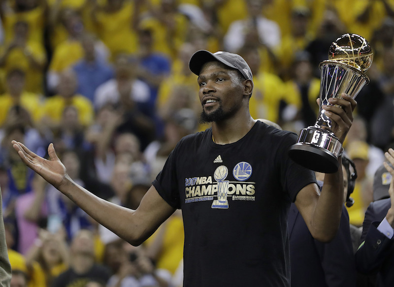 Durant tomó la decisión correcta