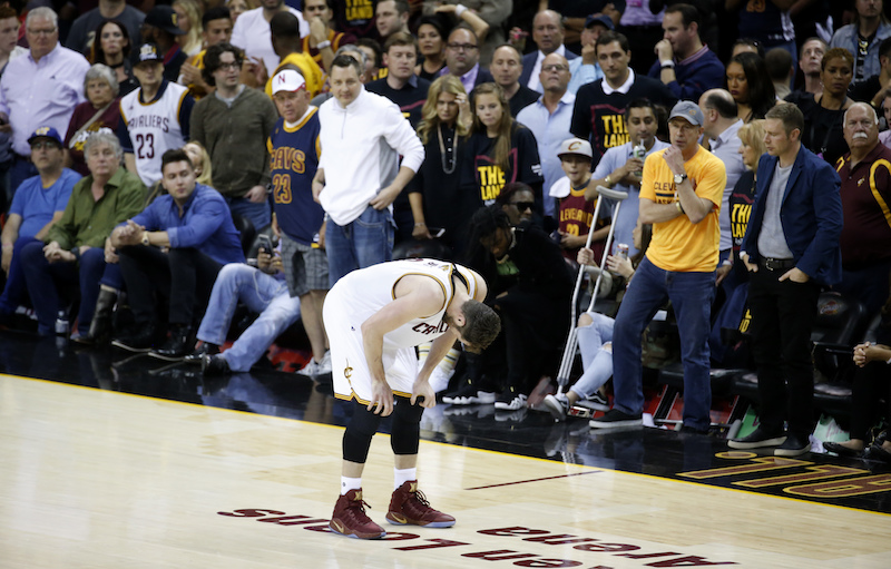 Warriors sentencian la final contra Cavaliers