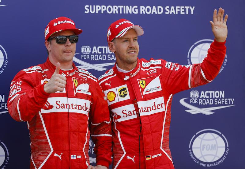 Ferrari domina última práctica del GP de Canadá