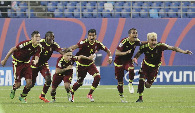 Venezuela jugará su primera final