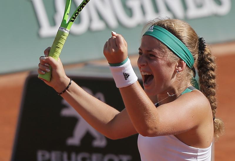 Ostapenko hace historia y gana Roland Garros