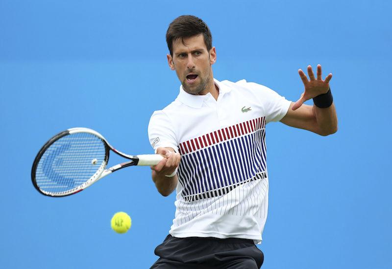 Djokovic vuelve con triunfo
