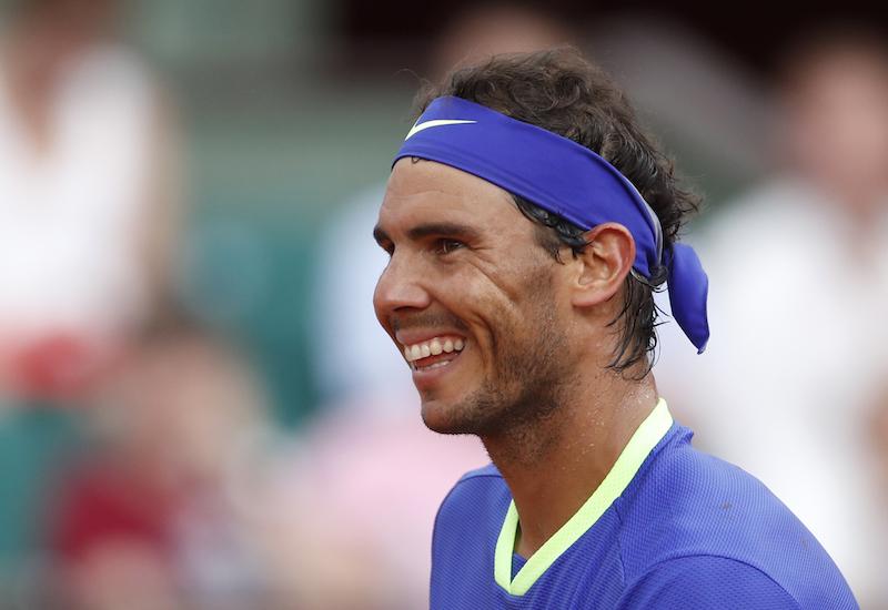 Nadal avanza camino a su décimo Roland Garros