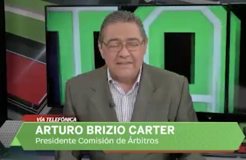 Entrevista exclusiva a Arturo Brizio