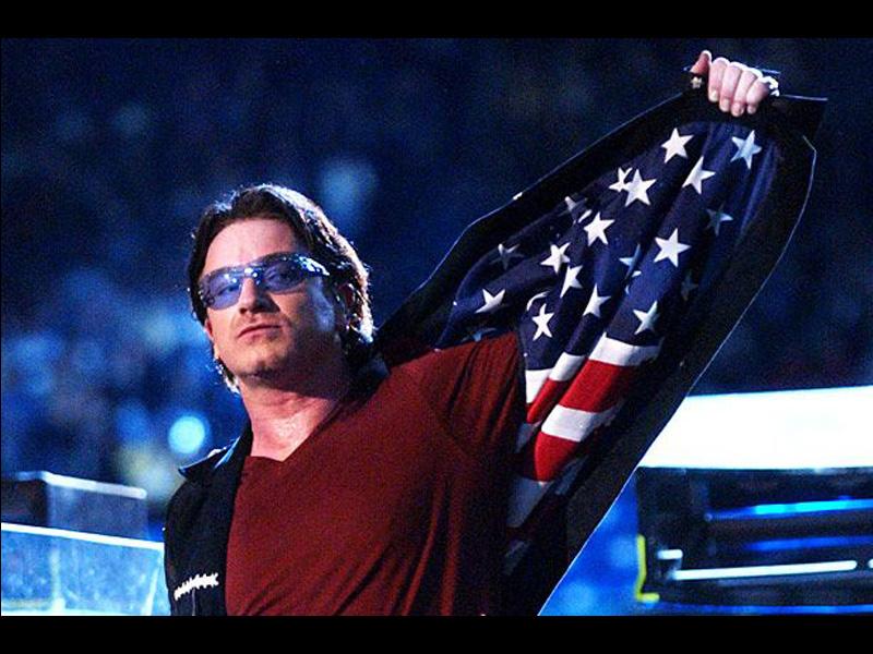 U2 y los mejores shows del medio tiempo en el Super Bowl