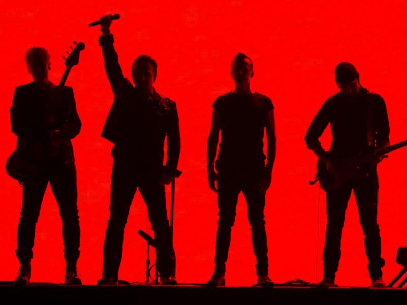 Vuelve U2 a México