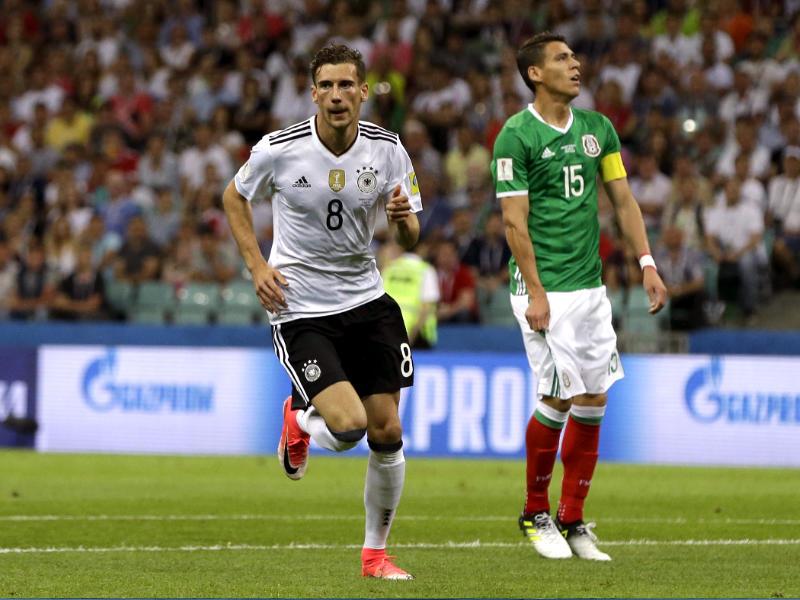 Memes de la goleada de Alemania contra México