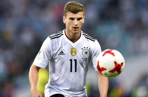 Alemania domina al Tri