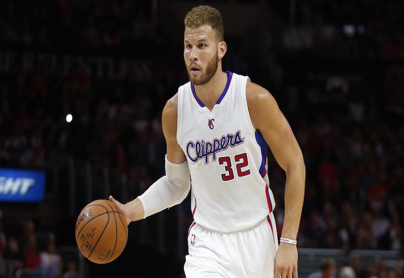 Blake Griffin abandona a los Clippers
