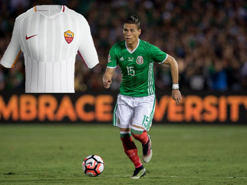 ¡Héctor Moreno ya conoce su nueva armadura!