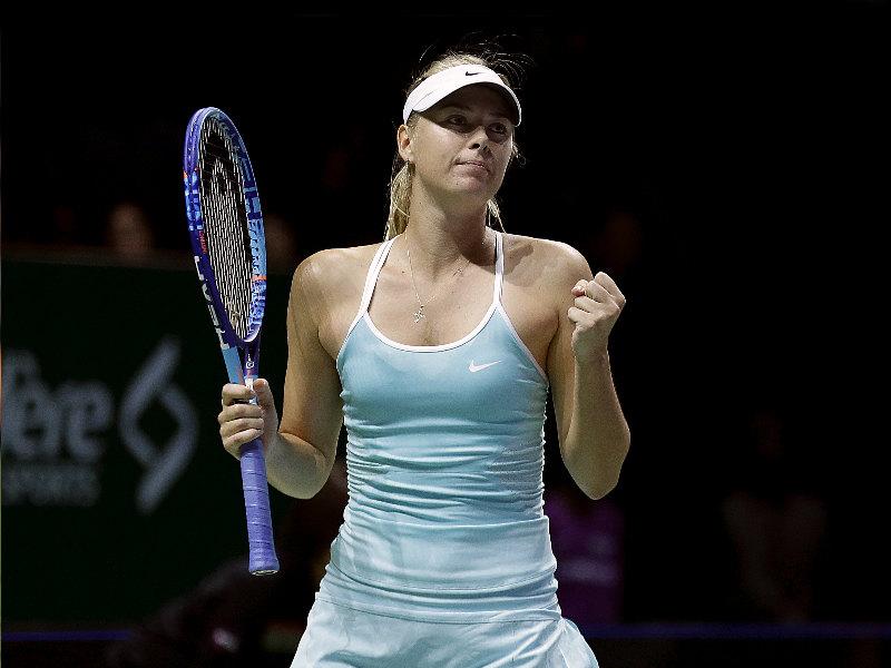 Sharapova, fuera de Wimbledon