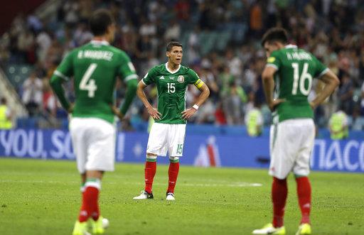 México no pudo con Alemania