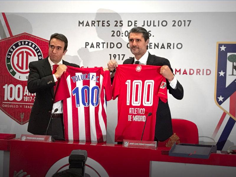 Confirman fecha para Toluca-Atlético