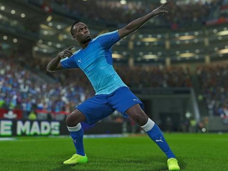 Debuta Usain Bolt como futbolista