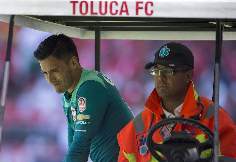 Talavera está listo para regresar e ir al Mundial