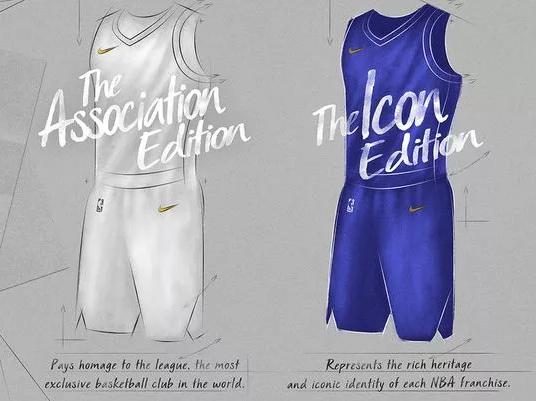 Nuevos uniformes en la NBA - Estadio Deportes 73c38f698534a