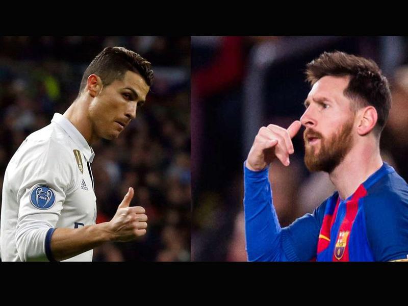 Cristiano Ronaldo y Messi, tendrían de rival a este mexicano