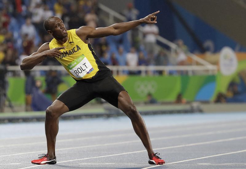 Usain Bolt sigue en forma antes de su última competencia