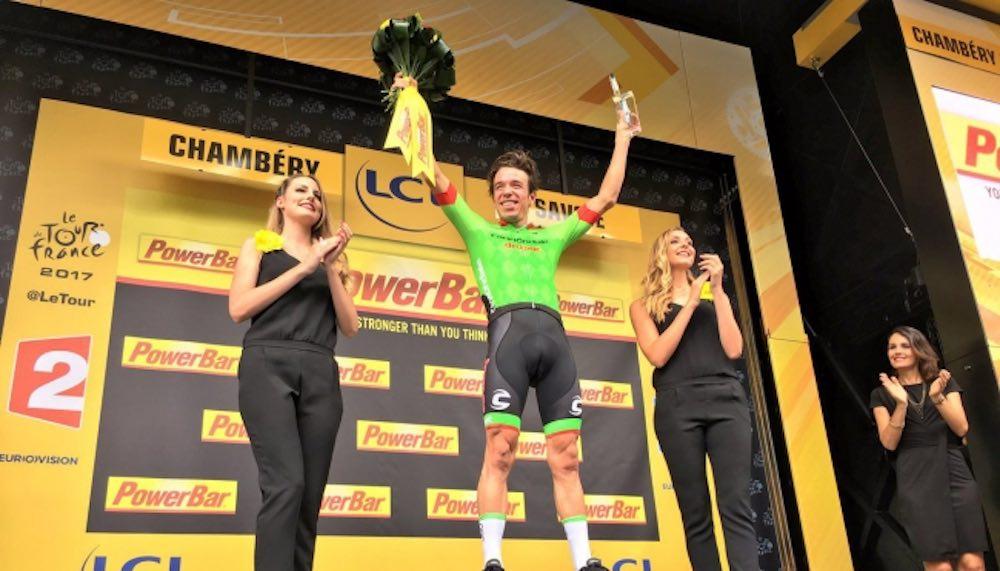Rigoberto Urán hace historia en Tour de Francia