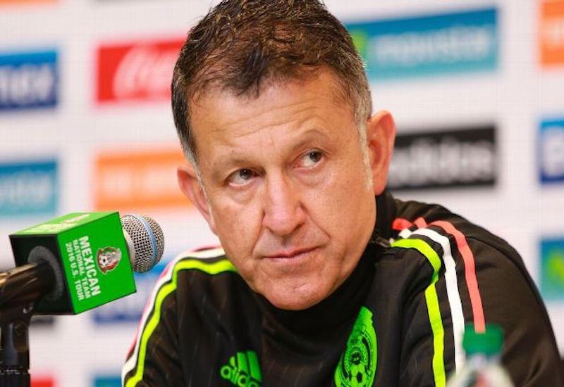 Osorio no quiere seguir dirigiendo a México